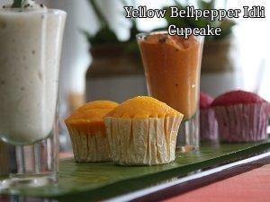 Idli Cupcake