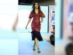 Kriti Sanon Ramp Walk For Phone Launch
