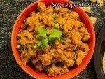 Soya Vegetable Mix