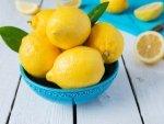 Turmeric Lemon Remedy For Stress