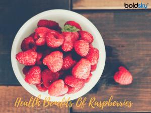 Mind Blowing Health Benefits Of Raspberries