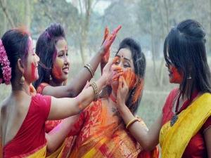 Celebrating Holi 2018 The Pregnant Way