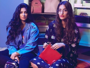 Sonam And Rhea Are Killing It The Latest Retro Collection Of Rheson
