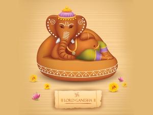 Why We Worship Ganesha First