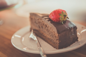 You Can Lose Weight Eating Chocolate Cake