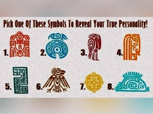 Choose One Of These Symbols To Know Your True Personality