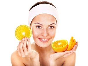 Try Out This Orange Facial At Home