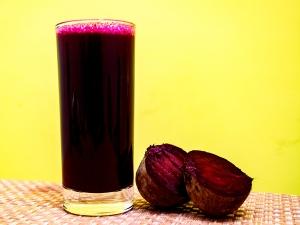 Beetroot Juice For Preventing Menstrual Cramps