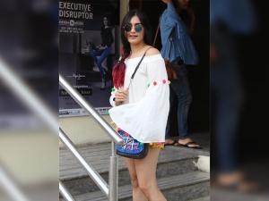 Adah Sharma Channels Her Inner Boho This Flirty Look