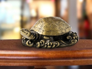 The Auspiciousness Of The Sacred Turtle