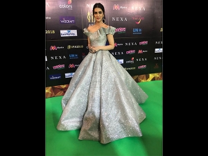 Kriti Sanon Mirrored The Spirit Of Modern Day Princess In This Stunning Gown