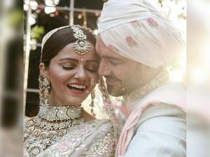 Rubina Abhinav Wore The Most Dreamy Wedding Attires Ever