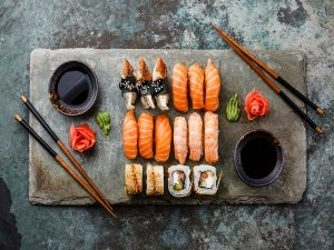 International Sushi Day Is Eating Sushi Healthy
