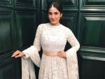 Wow Raveena Tandon S White Lehenga Makes A Perfect Sangeet