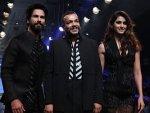 Disha Patani Shahid Kapoor Showstoppers Amit Aggarwal At Lfw