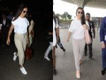 Deepika Padukone Shraddha Kapoor S Airport Outfits Makes Us