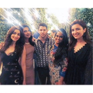 Nick Jonas & Priyanka Chopra's Casual Look Should Be The New Style Code For Engagement Bash