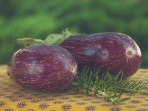 Brinjal Eggplant Nutrition Facts Health Benefits