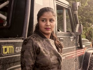 Meet Harshitha The Youngest And The Only Female Rider