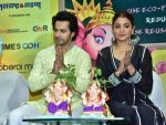 Anushka Sharma Varun Dhawan Eco Friendly Ganesh Chaturthi Promotion