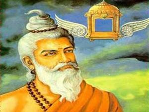 Bhardwaj Rishi The Sage Who Liberated A Demon From A Curse