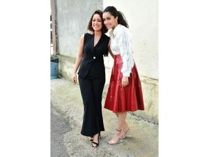 Shraddha Kapoor Yami Gautam Formal Looks At Batti Gul Meter Chalu Promotions