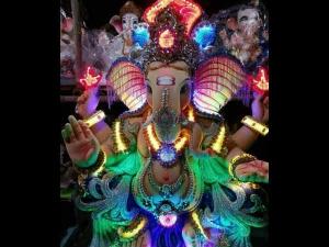 Ganesha Visarjan Puja Procedure And Visarjan Story