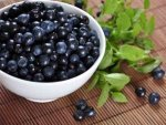 Beauty Benefits Blueberries