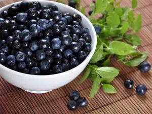 Beauty Benefits Blueberries