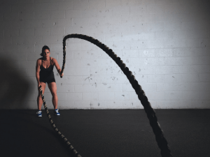 Battle Rope Workouts For Abs