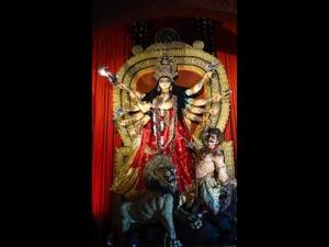 Durga Saptashati Adhyay 6 Dhumralochan Vadh