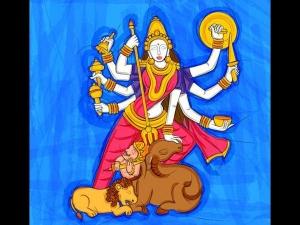 Why Did Goddess Durga Kill Mahishasura