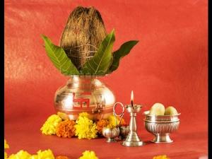Ghat Sthapana Vidhi For Shardiya Navratri