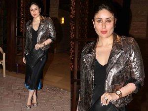 Kareena Kapoor Khan S Neck Contouring Secrets Revealed