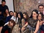 Kareena Malaika Sophie Party Fashion Photoshoot