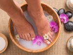 How Do French Pedicure At Home