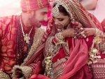 Deepika Padukone Ranveer Singh Wedding Outfits Wedding Italy