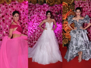 Best Dressed Divas At The Lux Golden Rose Awards