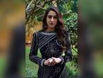 Sara Ali Khan S Black Dress Simbaa Promotions