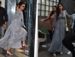 Sonam Kapoor Priyanka Chopra The Same Maxi Dress
