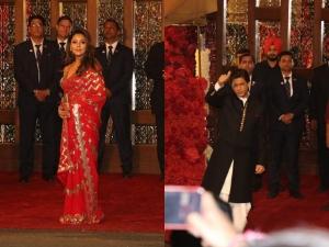Gauri Shah Rukh Khan Ethnic Outfits At Isha Ambani S Wedding