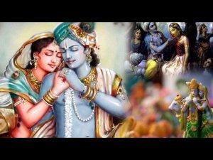 How Lord Krishna Fulfilled Radha S Last Desire