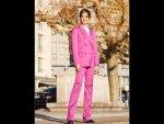 Sonam Kapoor Sleek Side Swept Bun Haistyle For Office Women