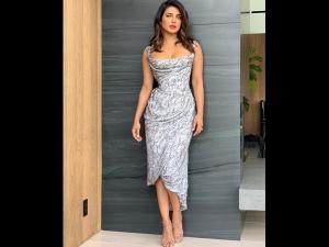 Priyanka Chopra A Vivienne Westwood Dress The Ellen Degeneres Show