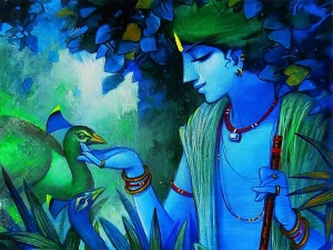 Lord Krishna Five Ways To End Poverty