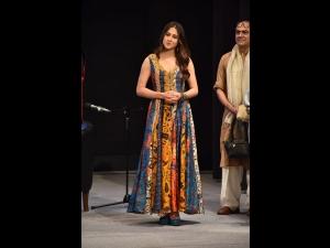 Sara Ali Khan S Fusion Look At Cinta Event