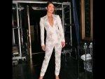 Priyanka Chopra A Bold Pantsuit The Jimmy Fallon Show