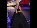 Lady Gaga Aces The Audrey Hepburn Look At Oscars