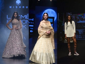 Lakme Fashion Week Summer Resort 2019 Showstopper Looks