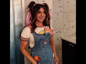 Priyanka Chopra An Old School Look Jimmy Fallon Show